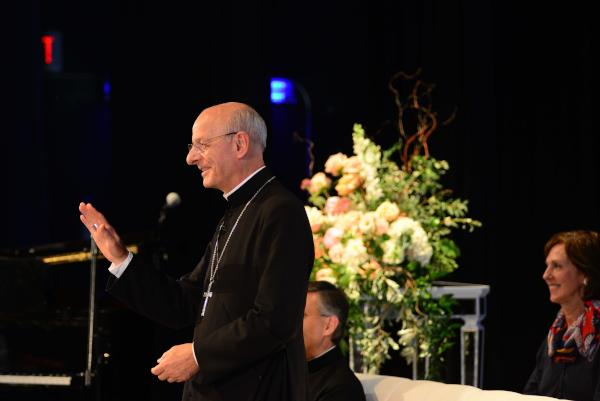 The prelates visit to Toronto August 14