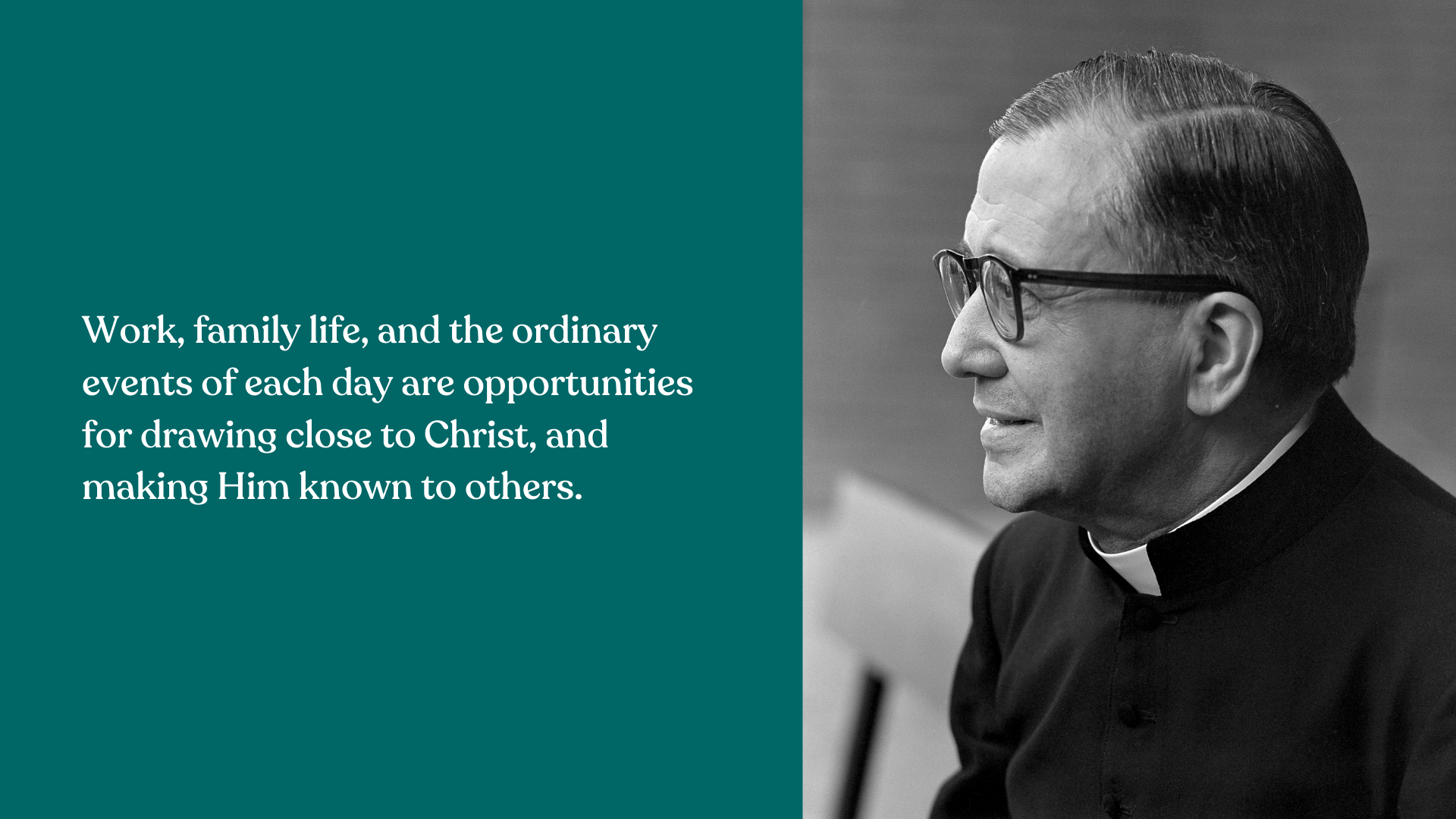 About Opus Dei